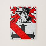 Nelson Coat of Arms Jigsaw Puzzles
