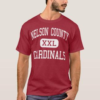 Nelson County - Cardinals - High - Bardstown T-Shirt