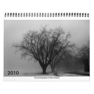 Nelson Design Calendar, 2010