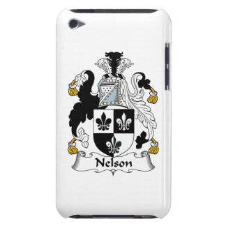 Nelson Family Crest iPod Touch Cover