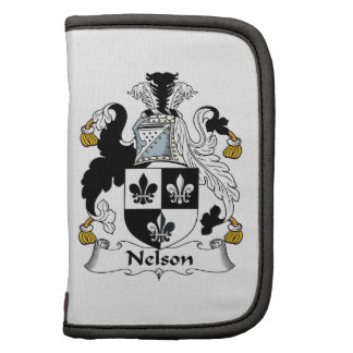 Nelson Family Crest Planners