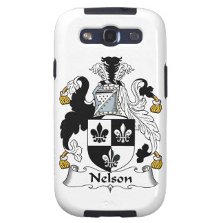 Nelson Family Crest Samsung Galaxy S3 Cover
