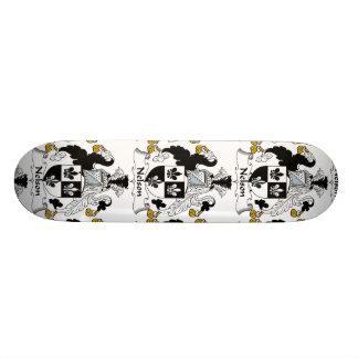 Nelson Family Crest Skateboard Decks
