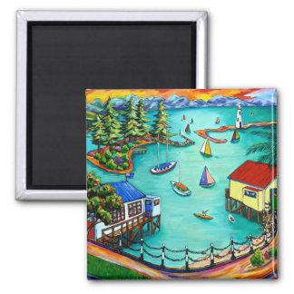Nelson Harbour Magnet