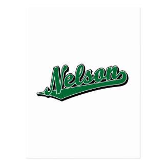 Nelson in Green Postcard