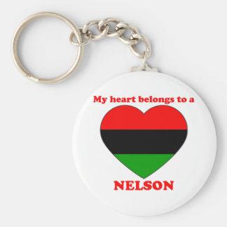 Nelson Keychains