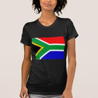 Nelson mandela south africa flag T-Shirt
