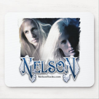 NELSON Mousepad retro Tapetes De Ratones