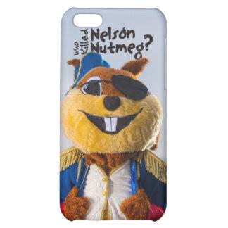 Nelson Nutmeg - iPhone 5C case