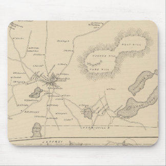 Nelson, Rindge Mouse Pad