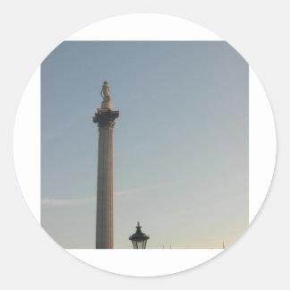 Nelson s Column Stickers