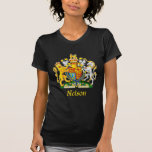 Nelson Shield of Great Britain Tee Shirts