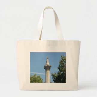 Nelson's Column Canvas Bags