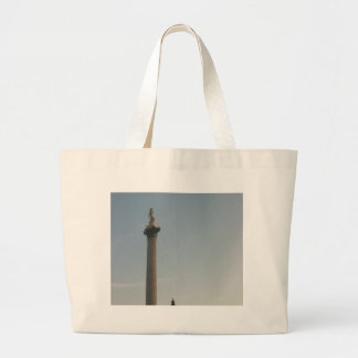 Nelson's Column Tote Bag