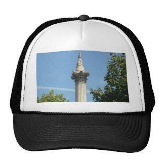 Nelson's Column Trucker Hats