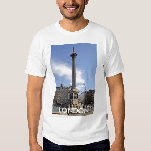 Nelson's Column London T-shirt