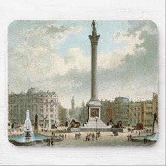 Nelson's Column, Trafalgar Square, London Mouse Pad