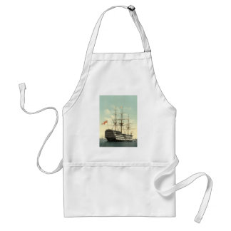 Nelson's HMS Victory Adult Apron