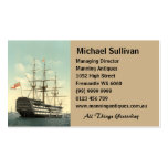Nelson's HMS Victory Business Card Templates
