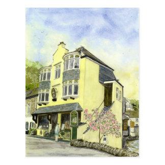'Nelsons Restaurant' Postcard