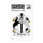 Nelthorpe Family Crest Stamps