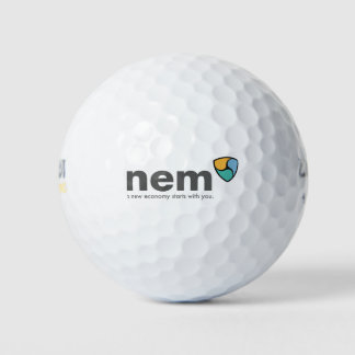 NEM: A New Economy Starts With Golf Balls