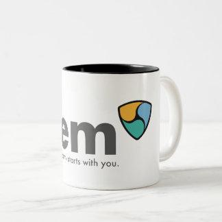 NEM: A New Economy Starts With You Coffee Mug