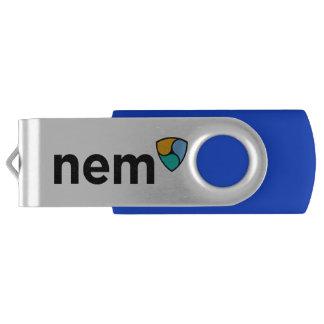 NEM Cryptocurrency USB Drive