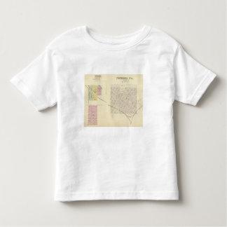 Nemaha Cy and Brock, Nebraska Toddler T-shirt