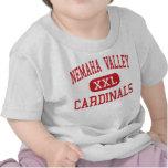 Nemaha Valley - Cardinals - High - Cook Nebraska T Shirts