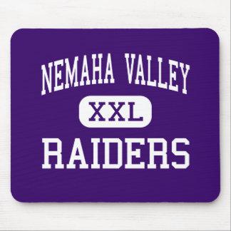 Nemaha Valley - Raiders - High - Seneca Kansas Mouse Pad