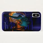 NEMES / HYPER ANDROID PORTRAIT iPhone X CASE