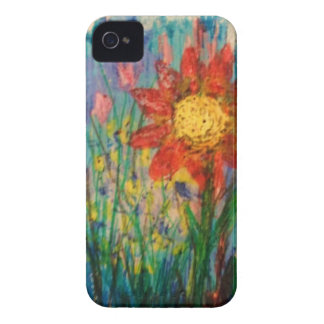 Némesis de Van Gogh Rad iPhone 4 Cárcasas