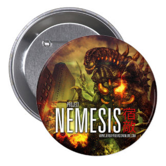 ¡Némesis del proyecto - el botón! Pins
