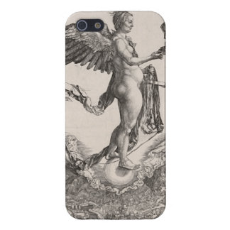 Nemesis, Engraving by Albrecht Durer iPhone SE/5/5s Cover