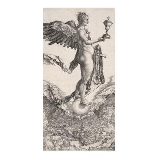 Nemesis, Engraving by Albrecht Durer Photo Cards