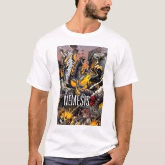 Nemesis Kaiju T-shirt - Art by Matt Frank