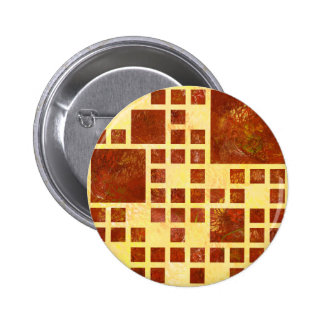 Nemissos V1 - painted squares Pinback Button