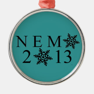 NEMO 2013 Ornament