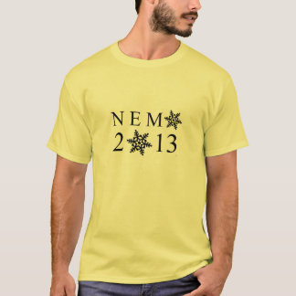 NEMO 2013 Survivor Shirt