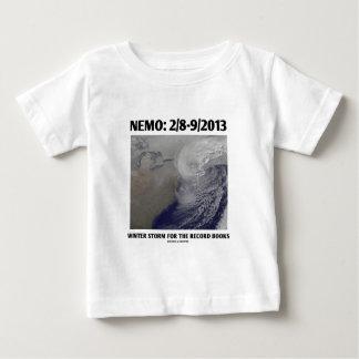 Nemo: 2/8-9/2013 libros de registro de la tormenta playera de bebé