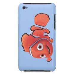 Cute Nemo of Finding Nemo Case-Mate iPod Touch Barely There Case