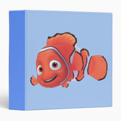 Cute Nemo of Finding Nemo Avery Signature 1