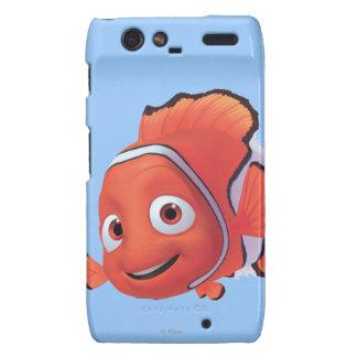 Nemo 3 droid RAZR funda