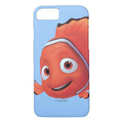 Cute Nemo of Finding Nemo Case-Mate Barely There iPhone 7 Case