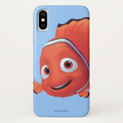 Cute Nemo of Finding Nemo Case-Mate Barely There iPhone X Case