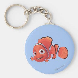 Nemo 3 llavero redondo tipo pin