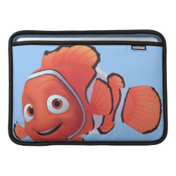 Macbook Air Sleeve with Cute Nemo of Finding Nemo design