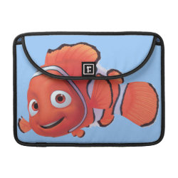 Macbook Pro 13' Flap Sleeve with Cute Nemo of Finding Nemo design