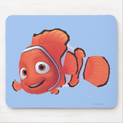 Cute Nemo of Finding Nemo Mousepad